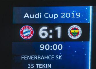 Bayern deklasirao Fenerbahče (Foto: NordPhoto/NordPhoto/PIXSELL)