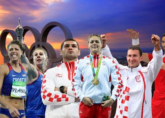 Hrvatski olimpijski medaljaši