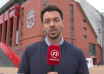 Milan Stjelja iz Liverpoola