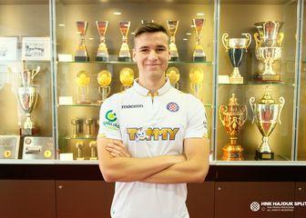 Božo Mikulić (Foto: Miro Galbela/Hajduk.hr)