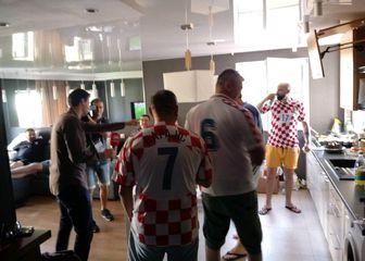 Ekipa Nove TV i GOL.hr-a s hrvatskim navijačima u Rusiji (GOL.hr)