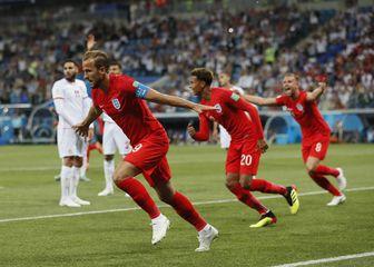 Kane slavi gol Tunisu (Foto: David Klein/Press Association/PIXSELL)