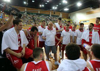 Hrvatska košarkaška reprezentacija (Foto: Goran Kovacic/PIXSELL)