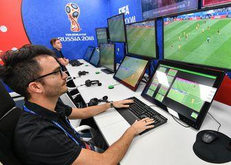 Upotreba VAR-a na Svjetskom prvenstvu (Foto: AFP)