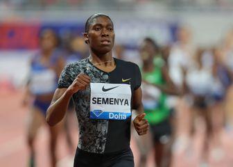 Caster Semenya (Foto: AFP)