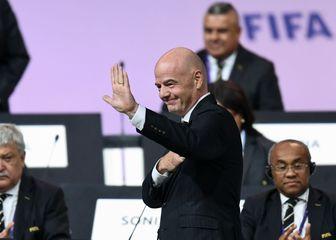 Gianni Infantino (Foto: AFP)