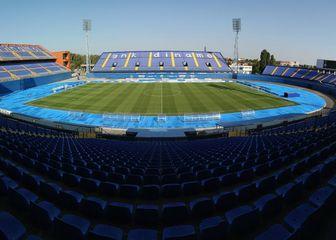 Maksimirski stadion (Foto: Marko Prpic/PIXSELL)