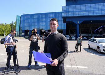 Juraj Čošić, predsjednik udruge Dinamo, to smo mi (Foto: Luka Stanzl/PIXSELL)