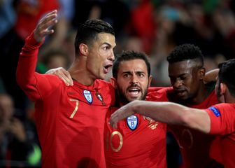 Cristiano Ronaldo (Foto: Mike Egerton/Press Association/PIXSELL)