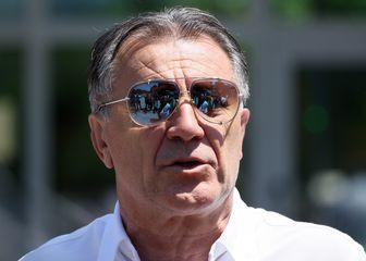 Sarajevo: Zdravko Mamić dao je izjavu medijima nakon saslušanja o izručenju (Foto:STR-2222/PIXSELL)