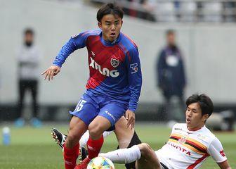Takefusa Kubo (Foto: AFP)
