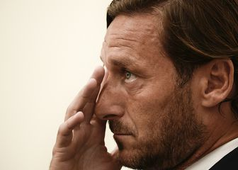 Emotivni Totti oprašta se od Rome (Foto: AFP)