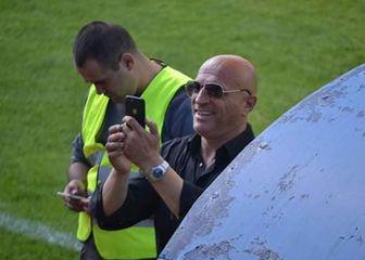 Dragan Antić, predsjednik Dinamo Vranja (Foto: Facebook)