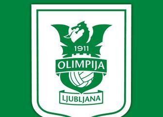 Olimpija Ljubljana (Foto: Facebook)