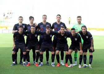 Hrvatska U-21 reprezentacije (Foto: Goran Kovačić/PIXSELL)