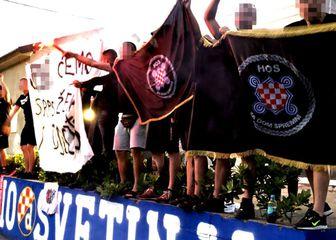 Sramotni transparent osvanuo je u zagrebačkoj Kustošiji - 2