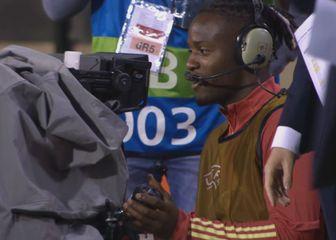Igrač Belgije sjeo iza kamere - 1