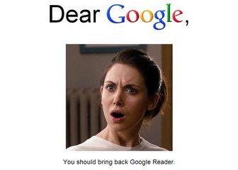 Internet se pobunio protiv Googlea – ne gasite Reader!