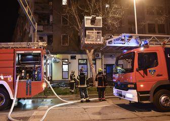 Vatrogasci su uspješno ugasili požar (Foto: Davor Visnjic/PIXSELL)