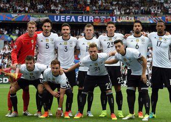 Reprezentacija Njemačke (Foto: AFP)