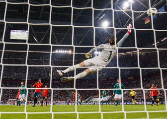 David De Gea (Foto: AFP)