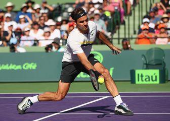 Roger Federer (Foto: AFP)
