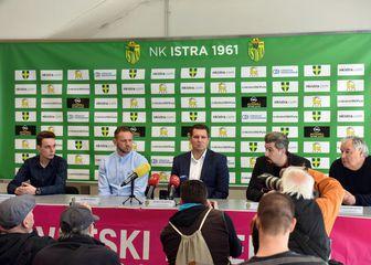 Igor Cvitanović novi trener Istre (Photo: Dusko Marusic/PIXSELL)