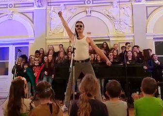Nastup u varaždinskoj Glazbenoj školi oduševio je publiku (Foto: screenshot/Facebook)