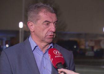 Darko Milinović, nositelj nezavisne liste na prijevremenim izborima u Ličko-senjskoj županiji (Foto: Dnevnik.hr)