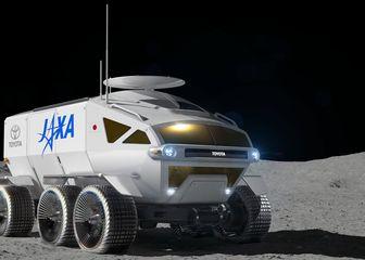 Toyotin lunarni transporter