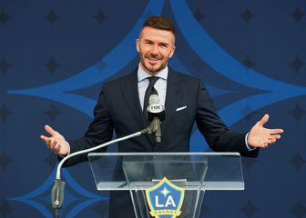 David Beckham (Foto: AFP)