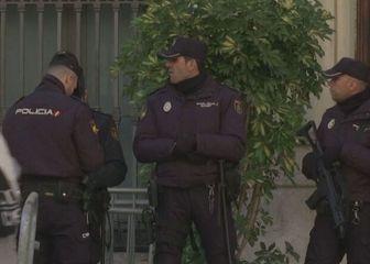 Španjolski policajci