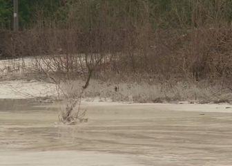 Otrovna tekućina izlila se u Bosnu (Dnevnik.hr)