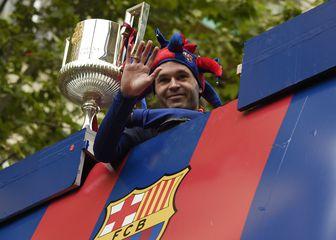 Andres Iniesta (Foto: AFP)