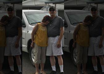 Verlon Robinson očajnički želi spasiti suprugu koja umire: Nudi pick up i prikolicu, pa čak i bubreg bilo kome tko može pomoći (Foto: Verlon Robinson)