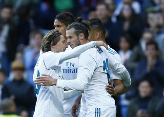 Luka Modrić i Gareth Bale (Foto: AFP)