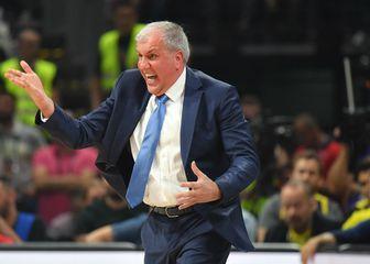 Željko Obradović (Foto: AFP)