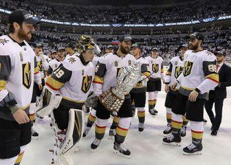 Vegas Golden Knights (Foto: AFP)
