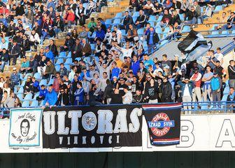 Ultras Vinkovci (Foto: Davor Javorovic/PIXSELL)