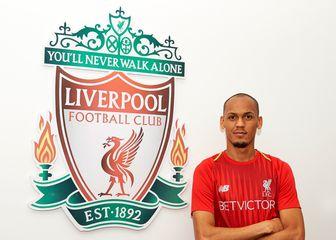 Fabinho potpisao za Liverpool (FC Liverpool)