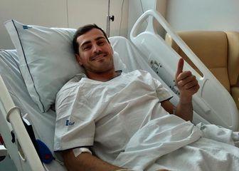Iker Casillas (Foto: Facebook)