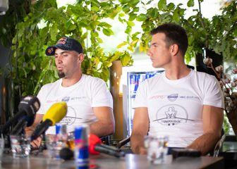 Braća Sinković otvaraju sezonu