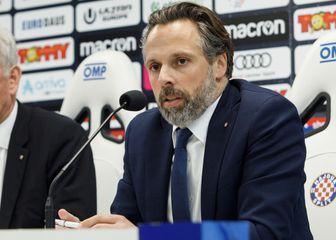 Marin Brbić i Lukša Jakobušić (Foto: Robert Matić / Hajduk.hr)