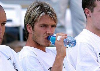 David Beckham 2000. godine (Foto: AFP)