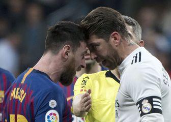 Lionel Messi i Sergio Ramos (Foto: AFP)