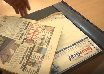 Kosovske dnevne novine