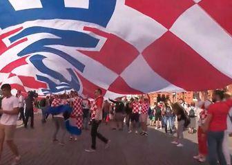 Hrvatski navijači u Rusiji - 4