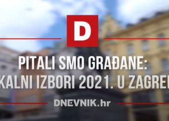 Lokalni izbori 2021.: Pitali smo građane u Zagrebu