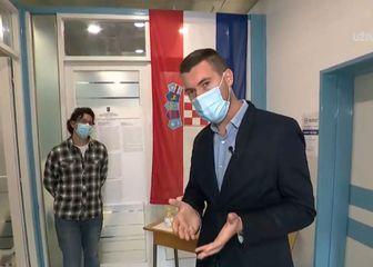 Mario Jurić: Glasačko mjesto u Dubrovniku - 3