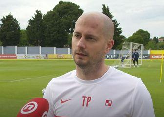 Tomislav Pacak, glasnogovornik HNS-a